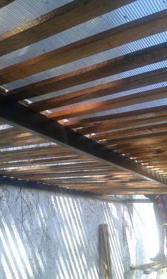 19++ Vigas de hierro para techos ideas