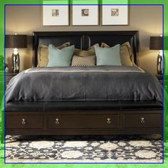 bedroom footboard bench  #bedroom #footboard #bench Please Click Link To Find More Reference,,, ENJOY!! Ercol Furniture, Kincaid Furniture, Bedroom Furniture Sets, Bedroom Sets, Master Bedroom, Belfort Furniture, King Size Platform Bed, Platform Beds, Ideas