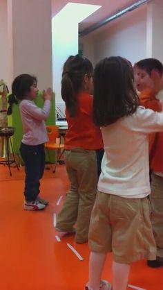 Orff Eğitimi Kaz ve Binnaz Çocuk Şarkısı (Orff Aletleri Orff Yaklaşımı Orff Semineri)