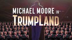 """#Michael #Moore Reveals Surprise """"TRUMPLAND"""" #Film..."""