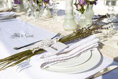 Setting up for Natasha and Andrei's Vintage Lavender Wedding in Santorini Dana Villas, Garnet Wedding, Santorini Wedding, Wedding Details, Wedding Venues, Lavender, Dream Wedding, Table Decorations, Vintage