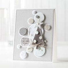 Simon Says Stamp RING FRAME Wafer Dies sssd111408 Cold Hands Warm Heart at Simon Says STAMP!