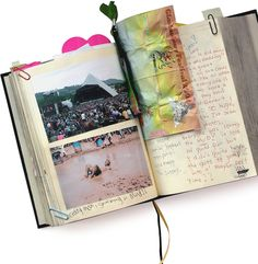 the best story you'll ever read...your own. 100 years journal...neat!