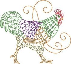Rooster 4: Individual Designs