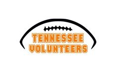 Tennessee Volunteers College Football Cutting Files Silhouette SVG, DXF and EPS…