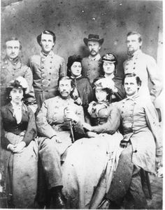 Women And The Civil War- Daring Confederate Women Hid Supplies In Their Hoop Skirts The climate of war that framed the journey of Elizabeth White, Kate and Betsie Ball, and Annie Hempstone into Union territory to obtain supplies was one of increasing desperation for the Confederacy. In July 1864, four women risked charges of treason to smuggle supplies for Confederate soldiers across the Potomac River. Their story begins on the Maryland-Virginia border in northern Loudoun County, a place of…