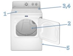 How to Clean Your Dryer  It's important to keep your dryer clean to ensure optimal performance and energy efficiency, as well as keep your family safe. As with anything, please read your manual before beginning. If y…