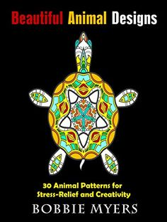 FREE TODAY - 04/08/2016:  Beautiful Animal Designs: 30 Animal Patterns for Stress-Relief and Creativity (Meditation & Relaxation) by Bobbie Myers http://www.amazon.com/dp/B01C7AKY0Q/ref=cm_sw_r_pi_dp_4w.bxb09N804S