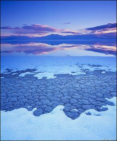 ✯ Winter Island - Great Salt Lake, Utah