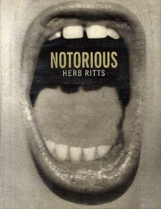 ハーブ・リッツ写真集 Notorious Herb Ritts 1992年/Bulfinch 英語版 少ヤケ ¥2,940