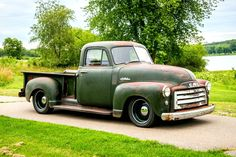 The Way To Build Rough Find: 1951 GMC Truck - http://barnfinds.com/the-way-to-build-rough-find-1951-gmc-truck/