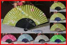 Wholesale cheap bamboo folding fan online, yes   - Find best  10pcs/lot free shipping high quality handmade bamboo frame artificial silk fabric folding fan with butterfly & flower design assorted colors at discount prices from Chinese fans & parasols supplier - anjiyuhongcrafts on DHgate.com.