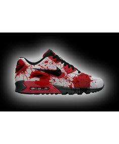 8a376cb87ab7c7 Nike Air Max 90 Candy Drip Halloween Festival Shoes Cheap Nike Air Max