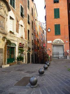#Genova - Centro Storico