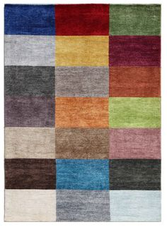 5X8 Hand Knotted Modern Viscose Rug Carpet and Rug