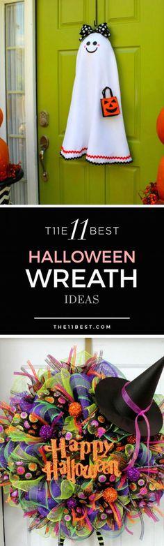Halloween wreath ideas (scheduled via http://www.tailwindapp.com?utm_source=pinterest&utm_medium=twpin&utm_content=post184050899&utm_campaign=scheduler_attribution)