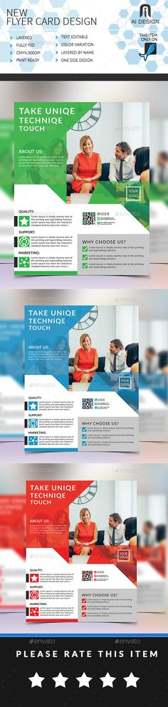 Corporate Flyer Bundle  Flyer Template
