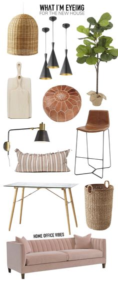 WHAT I'M LOVING: FOR THE NEW HOUSE | Sivan Ayla