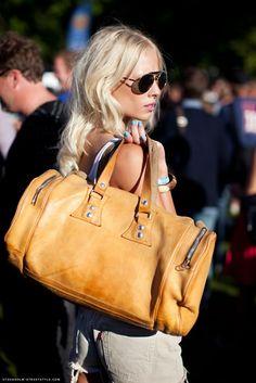 Bag (fabulous color)