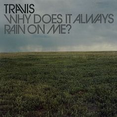 """For Sale - Travis (90s) Why Does It Always Rain On Me USA Promo  CD single (CD5 / 5"""") - See this and 250,000 other rare & vintage vinyl records, singles, LPs & CDs at http://991.com"""