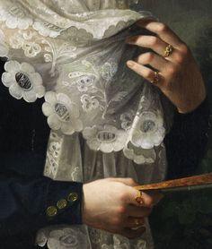Dona Gertrudis de Compte y de Bruga by Vicente Lopez y Portana
