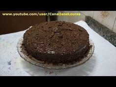 DICAS CASEIRAS - BOLO DE BRIGADEIRO - YouTube