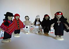 The Aymara men weave. Ethnic of Chile Alpacas, Chile, Textiles, Inca, Christmas Sweaters, Folk, Etsy, First Nations, Amigurumi