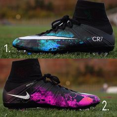 """⚫️Two sick #cr7 #superflyIV edits by me! What are your thoughts!? 1 or 2? DOUBLETAP THE BETTER ONE!⚫️ - ❤️❤️ DOUBLETAP AND COMMENT WHAT YOU THINK❤️❤️…"""