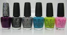 Nicki Minaj nail colors