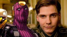 Daniel Bruhl plays 'Baron Zemo' in 'Captain America: Civil War' (2016)
