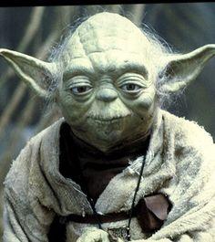 Yoda ,troppo buffo!!!!