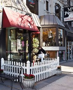 Sarah's Pastries & Candies in Chicago (1) From: Traditional Home, please visit