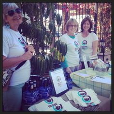 #FairTrade La Mesa. Looking good in those shirts!
