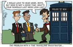 We here at the Mormon Cartoonist household can hardly wait for Saturday's big Doctor Who Anniversary Special . Missionary Humor, Missionary Letters, Cartoon Jokes, Silly Jokes, Cartoons, Church Memes, Church Humor, Mormon Jokes, Lds Memes