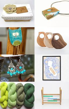 Sunday Findings by Andreia Miclaus on Etsy--Pinned with TreasuryPin.com