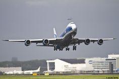 https://flic.kr/p/vhXUkD | EHAM 09 mai 2015 Boeing 747 Air Bridge Cargo VQ-BRJ