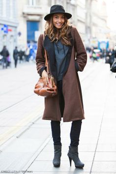 THE HAT WALK | STREET STYLE SECONDS