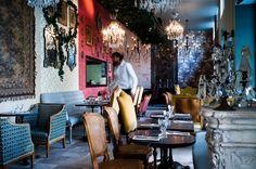 Restaurant Le Schmuck à Paris par Laura Gonzalez - Pravda Arkitect // © Claude Weber