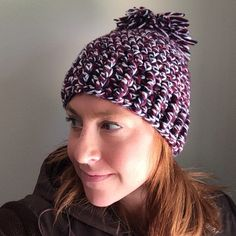 A personal favorite from my Etsy shop https://www.etsy.com/listing/244153697/red-white-blue-winter-hat