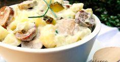 La ensalada alemana  se caracteriza por la utilización de salchicha tipo…