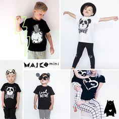 Maiko Mini t-shirts voor een coole bébé - Oh yeah baby!