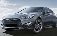 Check out the 2013 Genesis Coupe at Murray Hyundai, Medicine Hat