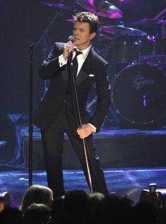 David Bowie Black Ball, Keep A Child Alive Hammerstein Ballroom, NYC Nov. 9, 2006