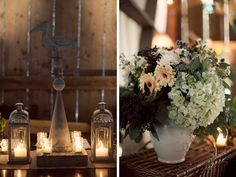 country wedding decorations | Ideas for a Elegant Country Wedding - Rustic Wedding Chic