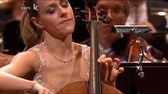 © Camille Saint-Saëns - Cellokoncert nr. 1, a-mol, op. 33 - Sol Gabetta ...
