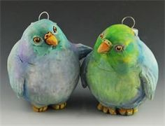 Doreen Kassel - Birds. I love her style!