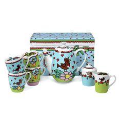 Set de té y café de Babeth