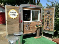 Cheese and Crack - cool concept food cart on Hawthorne - very tasty!