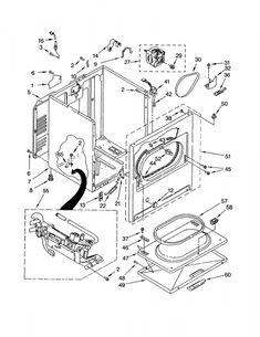Vintage Sears Kenmore BBQ Grill Rotisserie Motor Model 609