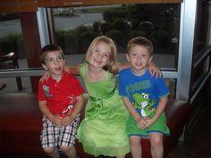 My Grandchildren, Gavin, Taylor & Kyle